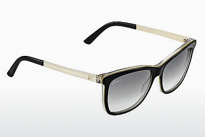 Ophthalmic Glasses Gucci GG 3675/S 4WH/JJ - Black, Gold