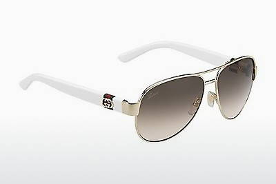 Ophthalmic Glasses Gucci GG 4282/S 24S/J6 - Gold, White