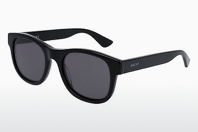 Ophthalmic Glasses Gucci GG0003S 001 - Black