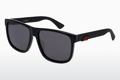 Ophthalmic Glasses Gucci GG0010S 001 - Black