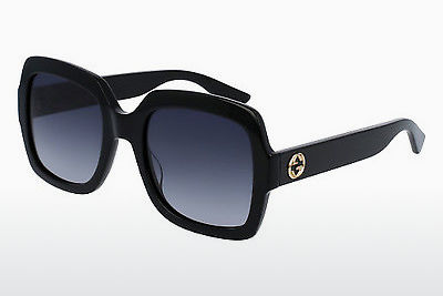Ophthalmic Glasses Gucci GG0036S 001 - Black