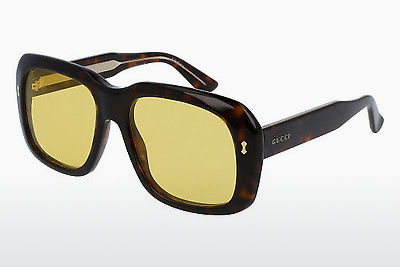 Ophthalmic Glasses Gucci GG0049S 002 - Brown, Havanna