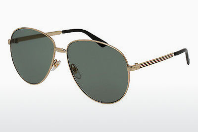 Ophthalmic Glasses Gucci GG0138S 001 - Gold