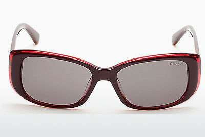 Ophthalmic Glasses Guess GU7408 69A - Burgundy, Shiny