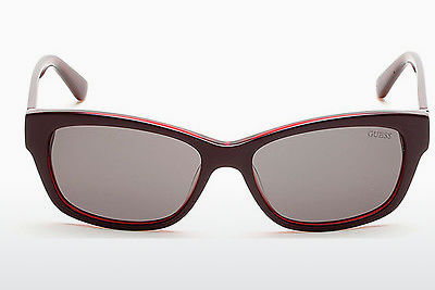 Ophthalmic Glasses Guess GU7409 69A - Burgundy, Shiny