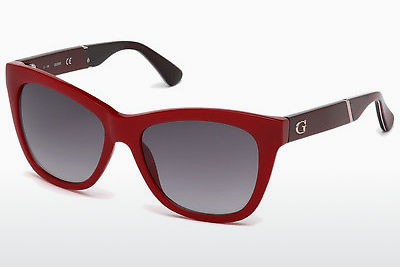 Ophthalmic Glasses Guess GU7472 69B - Burgundy, Shiny