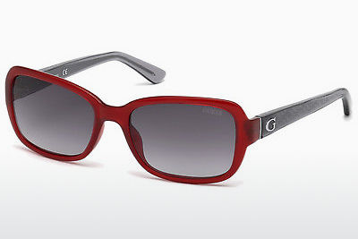 Ophthalmic Glasses Guess GU7474 69B - Burgundy, Shiny