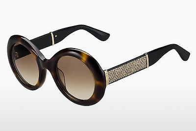 Ophthalmic Glasses Jimmy Choo WENDY/S 16Y/S1 - Black, Brown, Havanna