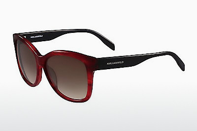 Ophthalmic Glasses Karl Lagerfeld KL909S 133 - Red