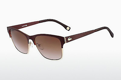 Ophthalmic Glasses Lacoste L160SL 604 - Burgundy, Red