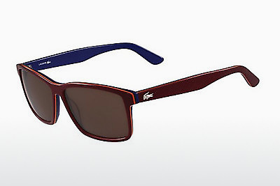 Ophthalmic Glasses Lacoste L705S 604 - Burgundy, Red