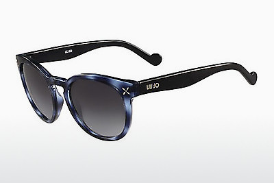 Ophthalmic Glasses Liu Jo LJ618S 419 - Blue, Havanna