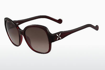 Ophthalmic Glasses Liu Jo LJ666SR 604 - Burgundy