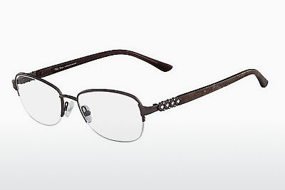 Ophthalmic Glasses MarchonNYC TRES JOLIE 178 250 - Brown