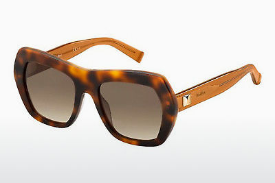Ophthalmic Glasses Max Mara MM PRISM III 6ZA/JD - Orange, Brown, Havanna