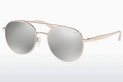 Ophthalmic Glasses Michael Kors LON (MK1021 11166G) - Pink, Gold