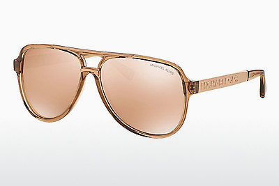 Ophthalmic Glasses Michael Kors CLEMENTINE II (MK6025 3092R1) - Brown, Transparent, Pink, Gold