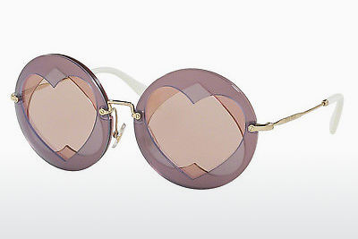 Ophthalmic Glasses Miu Miu MU 01SS VA14M2 - Purple, Pink