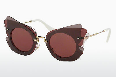 Ophthalmic Glasses Miu Miu MU 02SS VA50A0 - Brown, Pink
