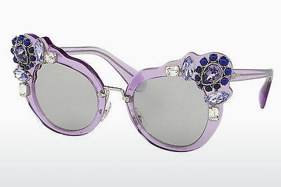 Ophthalmic Glasses Miu Miu MU 04SS U695J0 - Transparent, Purple