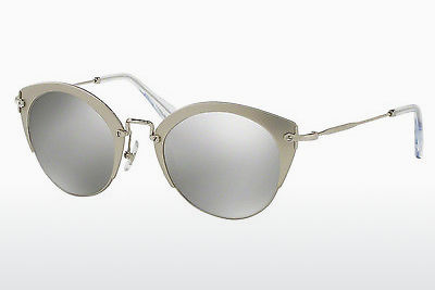 Ophthalmic Glasses Miu Miu MU 53RS VAE2B0 - Silver, Sand