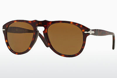 Ophthalmic Glasses Persol PO0649 24/57 - Brown, Havanna