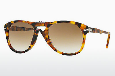 Ophthalmic Glasses Persol FOLDING (PO0714 105251) - Brown, Havanna