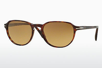Ophthalmic Glasses Persol PO3053S 9015M2 - Brown, Havanna