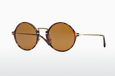 Ophthalmic Glasses Persol PO3091SM 24/33 - Brown, Havanna