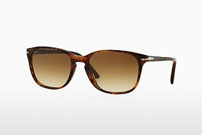 Ophthalmic Glasses Persol PO3133S 901651 - Brown, Caffe