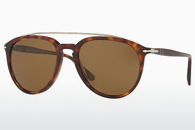 Ophthalmic Glasses Persol PO3159S 901557 - Brown, Havanna