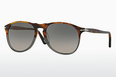 Ophthalmic Glasses Persol PO9649S 1023M3 - Brown, Havanna