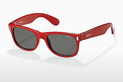 Ophthalmic Glasses Polaroid Kids P0115 33W/Y2 - Red