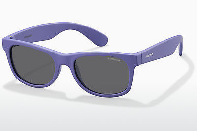 Ophthalmic Glasses Polaroid Kids P0300 MZ9/Y2 - Purple