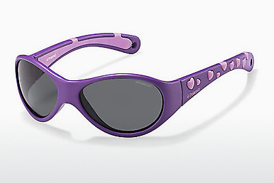 Ophthalmic Glasses Polaroid Kids P0402 0Q9/Y2 - Purple, Pink
