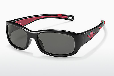 Ophthalmic Glasses Polaroid Kids P0403 0A2/Y2 - Black, Red