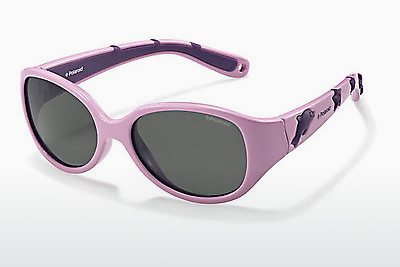 Ophthalmic Glasses Polaroid Kids P0404 R1H/Y2 - Purple, Pink