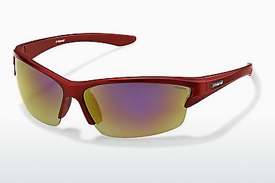 Ophthalmic Glasses Polaroid Sports P7413 33W/JB - Red
