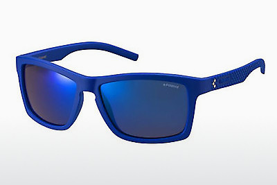 Ophthalmic Glasses Polaroid Sports PLD 7009/N 15O/JY - Blue