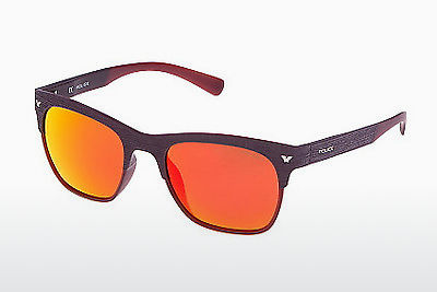 Ophthalmic Glasses Police GAME 2 (S1950 NKJR) - Red