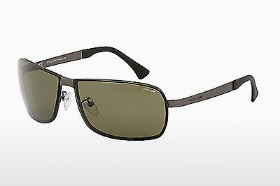 Ophthalmic Glasses Police CUBE 3 (S8767 0627) - Grey, Green
