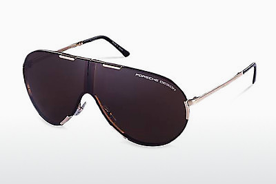 Ophthalmic Glasses Porsche Design P8486 A - Brown, Gold