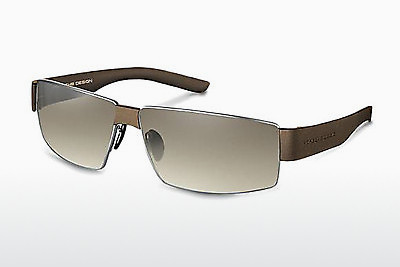 Ophthalmic Glasses Porsche Design P8529 D - Brown, Silver, Grey