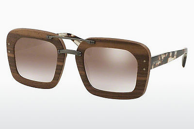 Ophthalmic Glasses Prada PR 30RS IAM4O0 - Brown
