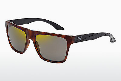 Ophthalmic Glasses Puma PU0008S 003 - Brown, Havanna