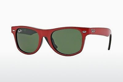 Ophthalmic Glasses Ray-Ban Junior JUNIOR WAYFARER (RJ9035S 162/71) - Red