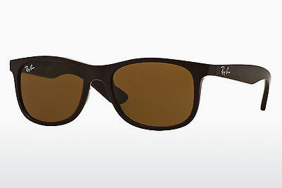 Ophthalmic Glasses Ray-Ban Junior RJ9062S 701473 - Brown