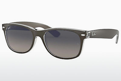 Ophthalmic Glasses Ray-Ban NEW WAYFARER (RB2132 614371) - Grey, Transparent