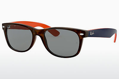 Ophthalmic Glasses Ray-Ban NEW WAYFARER (RB2132 6180R5) - Brown, Havanna