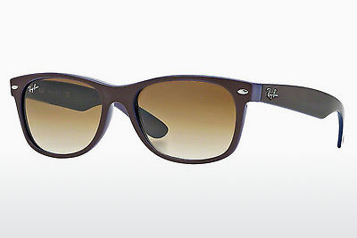 Ophthalmic Glasses Ray-Ban NEW WAYFARER (RB2132 874/51) - Brown, Blue